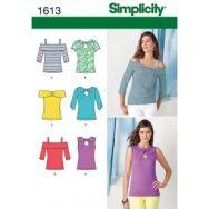 simplicity 1613